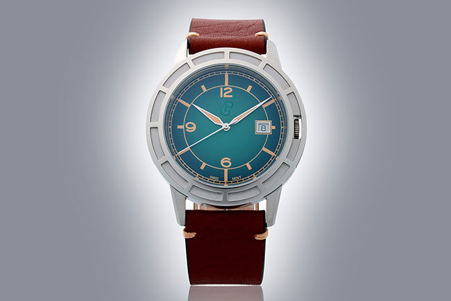 Pierre Gaston Date Watch #PGD.49.772