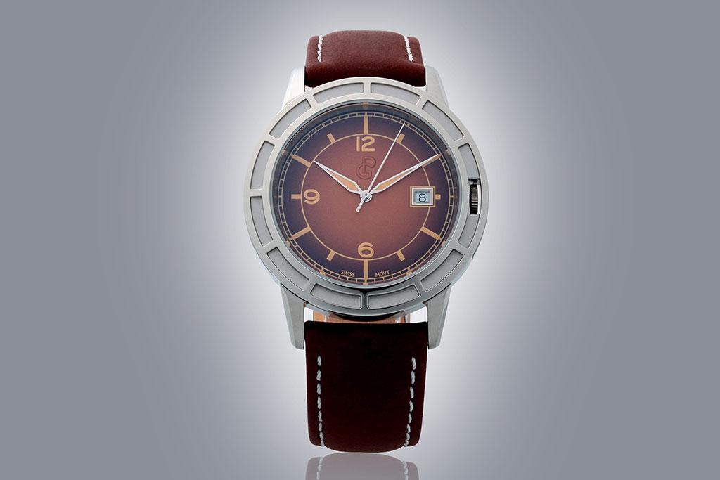 Pierre Gaston Date Watch #PGD.49.742