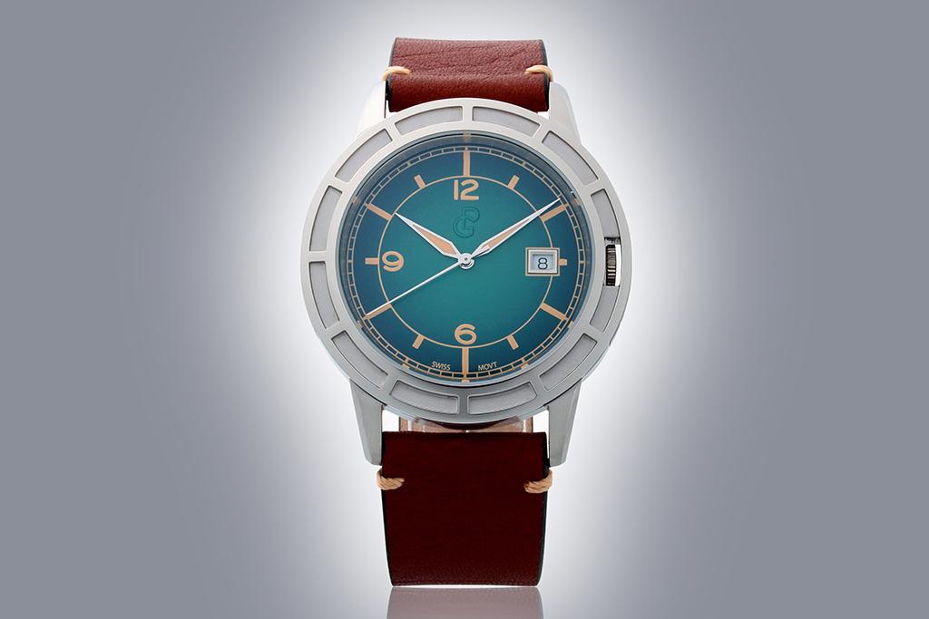 Pierre Gaston Date Watch #PGD.49.772