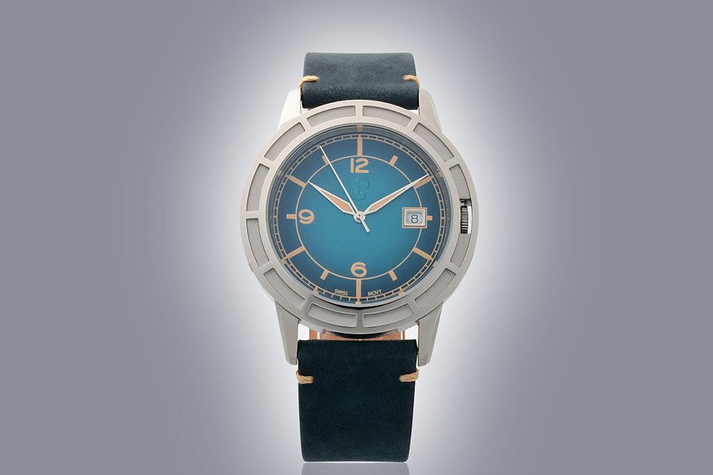 Pierre Gaston Date Watch #PGD.49.782