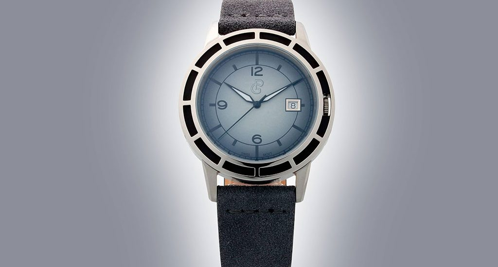 Pierre Gaston Date Watch #PGD.58.795