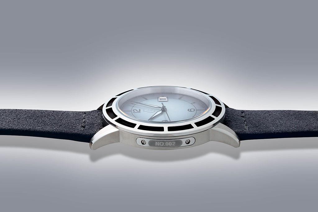 Pierre Gaston Date Watch #PGD.58.795