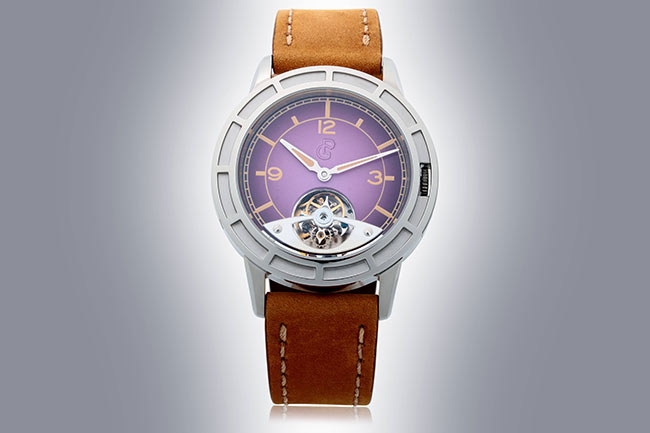 PIERRE GASTON TOURBILLON WATCH #PGT.57.712