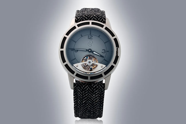 PIERRE GASTON TOURBILLON WATCH #PGT.58.795