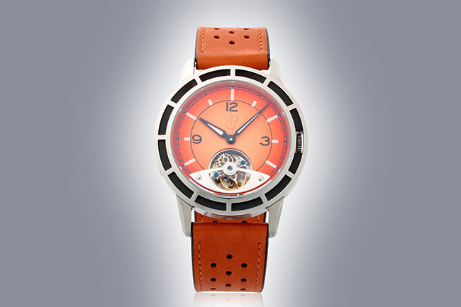 PIERRE GASTON TOURBILLON WATCH #PGT.58.710