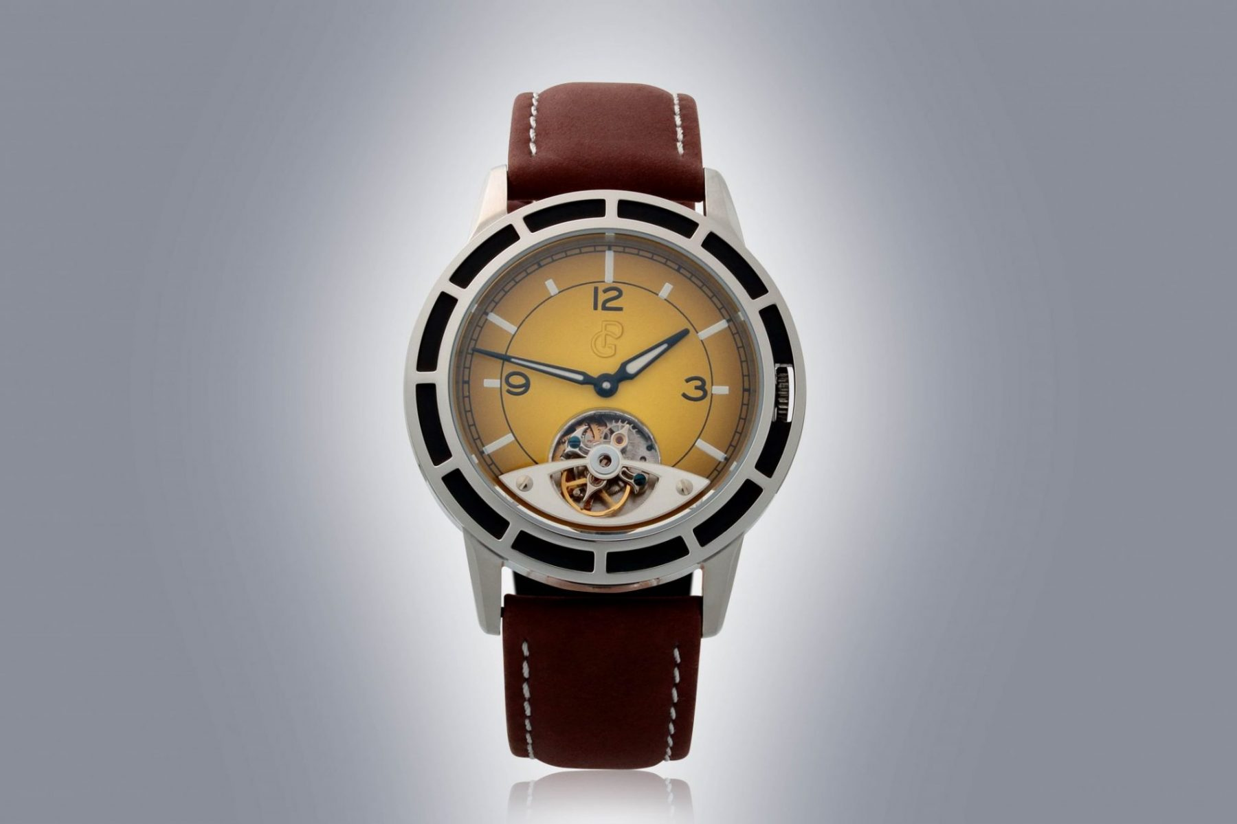 PIERRE GASTON TOURBILLON WATCH #PGT.58.720